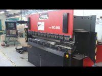 CNC 서보 유압 프레스 브레이크 AMADA APX 8025