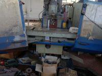 Вертикальный фрезерный станок STROJTOS FGS 40 CNC