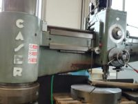 Radial Drilling Machine CASER F 80-2000