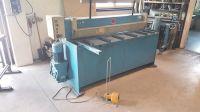 Mechanical Guillotine Shear GEKA ETS 200-3
