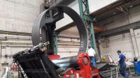 4-Walzen-Blecheinrollmaschine DAVI MCB 3075 2009-Bild 2