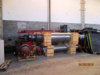4-Walzen-Blecheinrollmaschine DAVI MCB 3075 2009-Bild 3