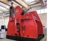4-Walzen-Blecheinrollmaschine DAVI MCB 3075 2009-Bild 4