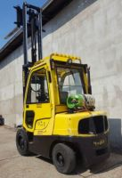Front Forklift HYSTER H3.OFT 2008-Photo 4