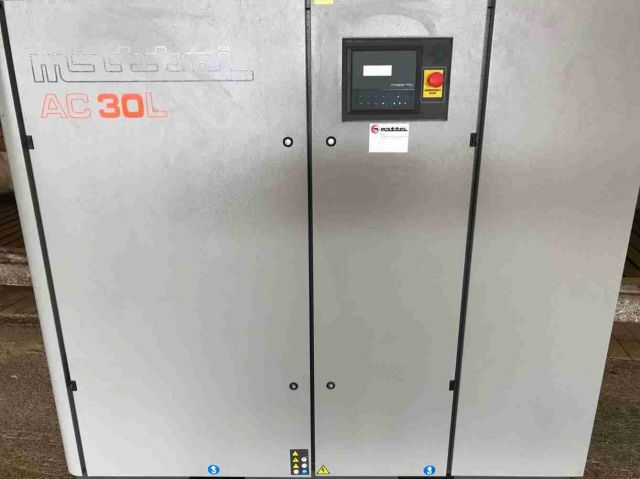 Piston Compressor Mattei AC 30 L 2008