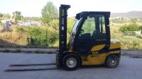 Front Forklift Yale VERACITOR GDP 30 VX 2008-Photo 2