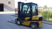 Front Forklift Yale VERACITOR GDP 30 VX 2008-Photo 3