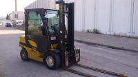 Front Forklift Yale VERACITOR GDP 30 VX 2008-Photo 4