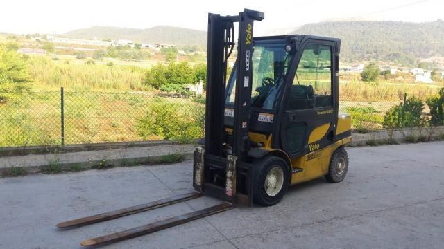 Front Forklift Yale VERACITOR GDP 30 VX 2008