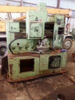 Gear Shaping Machine TOS OH 6