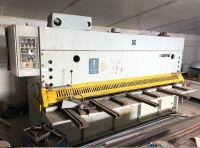 Hydraulic Guillotine Shear PIESOK CNTA 3150-10 A