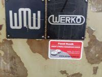 Mlynček na náradie WMW SWFW 250 1978-Fotografie 6