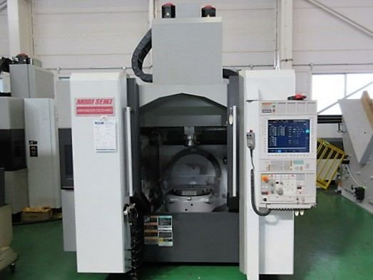 CNC Vertical Machining Center MORI SEIKI NMV5000 DCG 2005