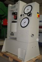 C Frame Hydraulic Press FRITSCHI Pruefpresse 101 E 3000 A