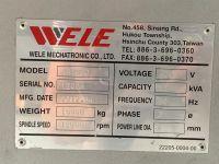 Fresadora CNC TOYODA Wele 2012-Foto 3