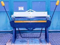 Máquina de dobrar para chapa KAMI SBKM 1248 - 2,5  M 2018-Foto 3