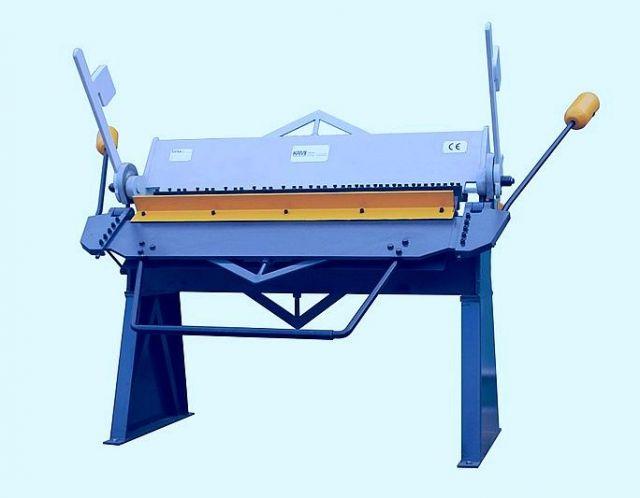 Máquina de dobrar para chapa KAMI SBKM 1248 - 2,5  M 2018