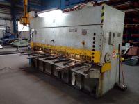 Hydraulic Guillotine Shear STROJARNE PIESOK CNTA 3150/16A - SLEVA!