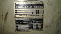 Hydraulické gilotíny v šmyku STROJARNE PIESOK CNTA 3150/16A 1990-Fotografie 5