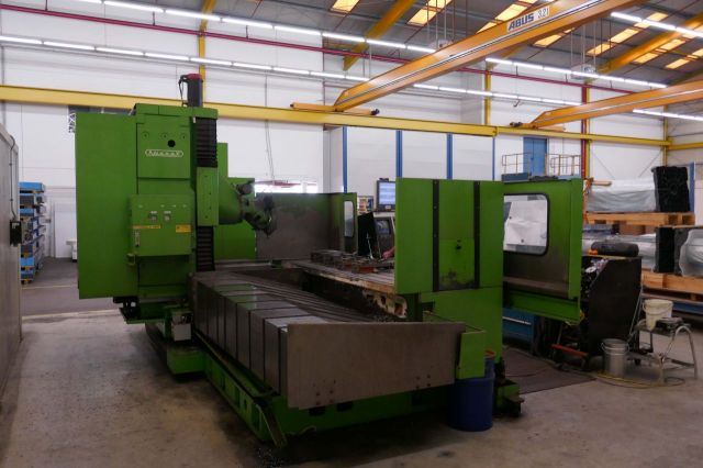 CNC Milling Machine ANAYAK FBZ-HV 1992
