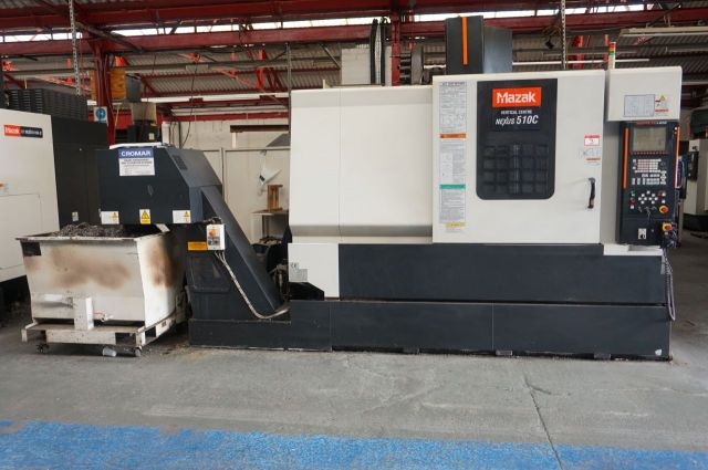 CNC Vertical Machining Center MAZAK Nexus VMC 510C 2006