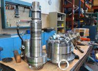 Fresadora CNC CORREA L30/104 (7901103) 1998-Foto 12