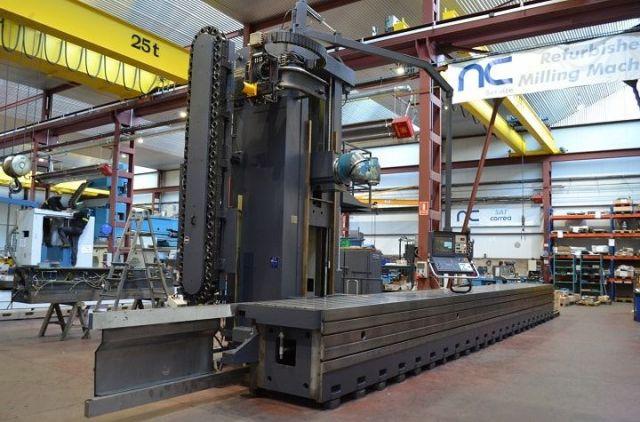 Fresadora CNC CORREA L30/104 (7901103) 1998