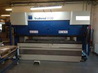 CNC Hydraulic Press Brake TRUMPF TruBend 3120