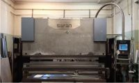 CNC Hydraulic Press Brake Safan L-K 120-3100 TSI