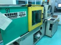 Plastics Injection Molding Machine ARBURG ALLROUNDER 270 C 400-100