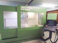 Universal-Fräsmaschine DECKEL FP 6 NC