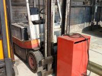 Čelní vysokozdvižný vozík Muletto OM E-25 N 1988-Fotografie 3