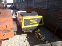 Piston Compressor MOTOCOMPRESSORE ATLAS XAS45