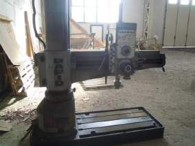 Tapping Machine TRAPANO RAPID 50 1985