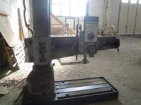 Tapping Machine TRAPANO RAPID 50