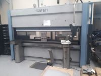 CNC Servo-Hydraulic Press Brake Safan E-Brake 100-3100 TS