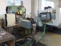 Toolroom Milling Machine INTOS FNG 40 CNC 1997-Photo 2
