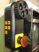 Toolroom Milling Machine INTOS FNG 40 CNC 1997-Photo 13