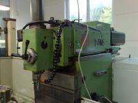 Toolroom Milling Machine INTOS FNG 40 CNC 1997-Photo 3