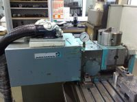 Toolroom Milling Machine INTOS FNG 40 CNC 1997-Photo 6