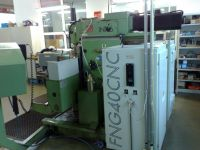 Toolroom Milling Machine INTOS FNG 40 CNC 1997-Photo 9