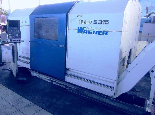 CNC-Drehmaschine HEID S  315 1989