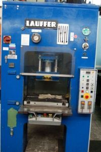H Frame Hydraulic Press LAUFFER RPT-40