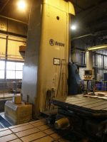 Horizontal Boring Machine ŠKODA W160 HC