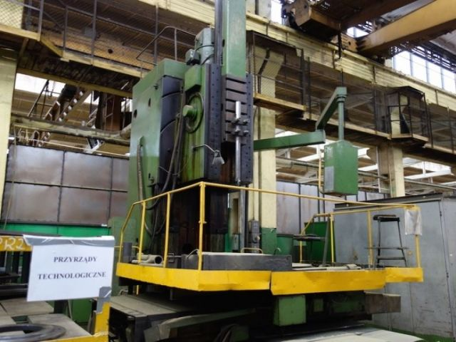 Vertical Slotting Machine Stanko 7410 1989