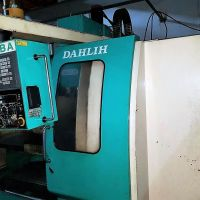 CNC Vertical Machining Center 0821 DAHLIH TAIWAN DL-MCV-1020 BA