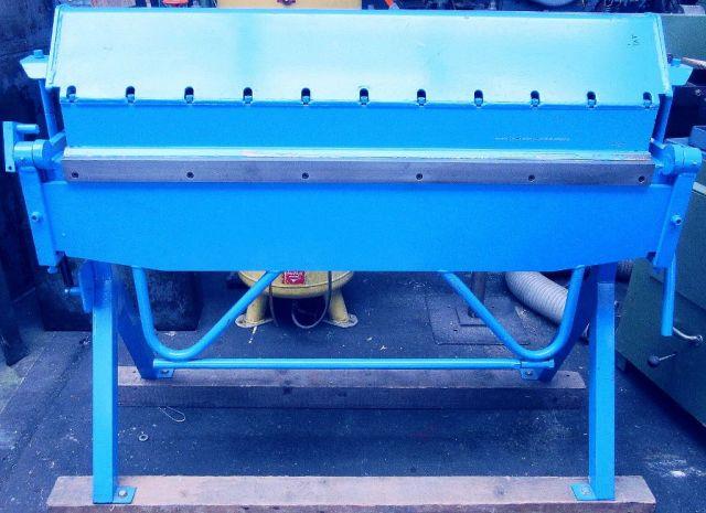 Folding maskin for metall Wagner SBM  1300 / 1,5 1992