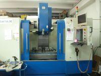 Vertikal CNC Fräszentrum KNUTH X.mill 1100 L CNC