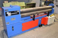 Folding Machines for sheet metal CASANOVA CH-03 2050x6 1996-Photo 3