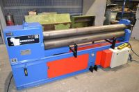 Folding Machines for sheet metal CASANOVA CH-03 2050x6 1996-Photo 4